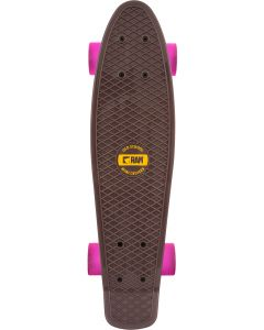 "Old School 22"" Cruiser van Ram in Framboos Roze"