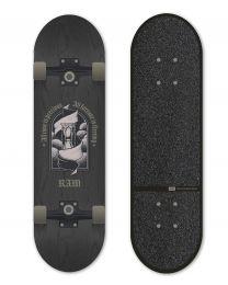 """Ram Skateboard 7.75"""" Ligat Dark"""