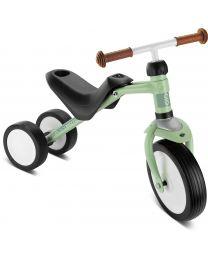"""Puky """"Pukymoto"""" Loopfiets voor kinderen vanaf 1.5 jaar in Retro Groen"""