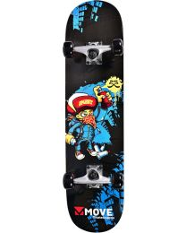 "Move Skateboard 31"" Graffiti"