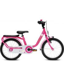 """PUKY KINDERFIETS 16"""" IN ROZE"""
