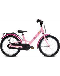 "Puky Aluminium Kinderfiets 18"" Youke in Pink"