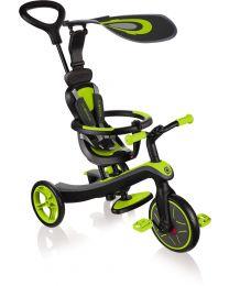 "Globber ""Trike Explorer"" 4 in 1 in het Groen"