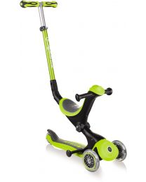 "Globber Go Up ""4 in 1"" Deluxe in Groen"