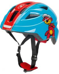 Puky Helm PH8 in Blauw en Rood - S