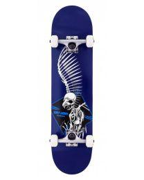 """Birdhouse Complete Skateboard Stage 1 Full Skull II 7,5"""""""
