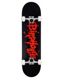 "Birdhouse Complete Skateboard Stage 1 Blood Logo 8"""