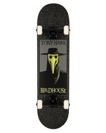 "Birdhouse Complete Skateboard Stage 3 Plague Doctor 8"""