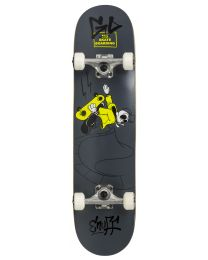 "ENUFF SKULLY 29.5"" COMPLETE SKATEBOARD IN ZWART"