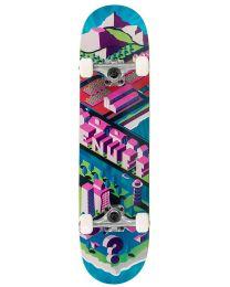 """Enuff Complete Skateboard Isotown 7,75"""" Blauw"""