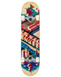 Enuff Complete Skateboard Isotown Natural