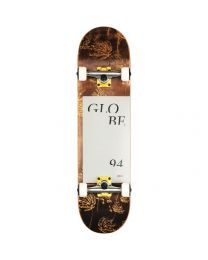 "Globe G2 Typhoon 8"" Complete Skateboard"