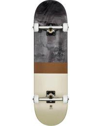 """Globe G2 Half Dip 8.375"""" Complete Skateboard in Naturel en Tobacco"""