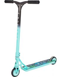 AO Scooters Quadrum 3 Pro Complete Stuntstep in Teal