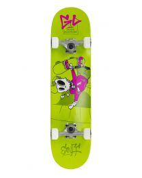 """Enuff Skully 29.5"""" Complete Skateboard in Groen"""