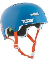 TSG Evolution Graphic helm in Cali Blauw