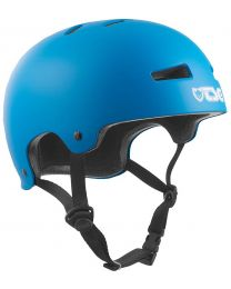 TSG Evolution Helm in Donker Cyaan