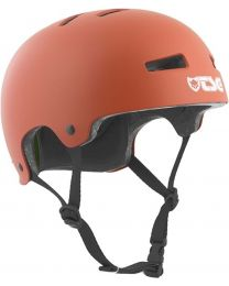 TSG Evolution Helm in Roest Rood
