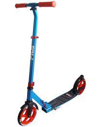 Fila opvouwbare step 200 mm in blauw en rood