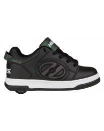 Heelys Voyager in Zwart en Reflecterend Zwart (2019 Model)