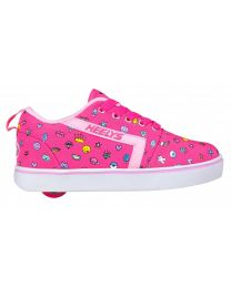 Heelys GR8 Pro in Roze met Print (2019 Model)