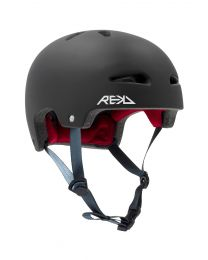 Rekd Ultralite Helm Zwart