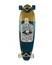 "Kryptonics 33"" Bottle Longboard Cruiser"