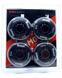Move Inline skate wielen - 4 pack