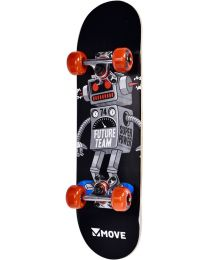 "Move Skateboard 24"" Robot"