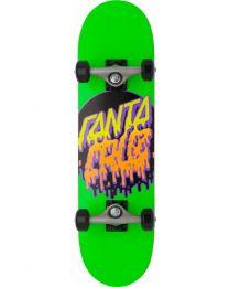 """Santa Cruz Complete Skateboard Rad Dot 7,5"""""""