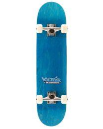 "Enuff Voltage Graffiti Skateboard 7.75"" in Blauw"