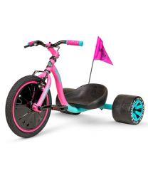 MGP Trike Drift Bike in Roze en Teal